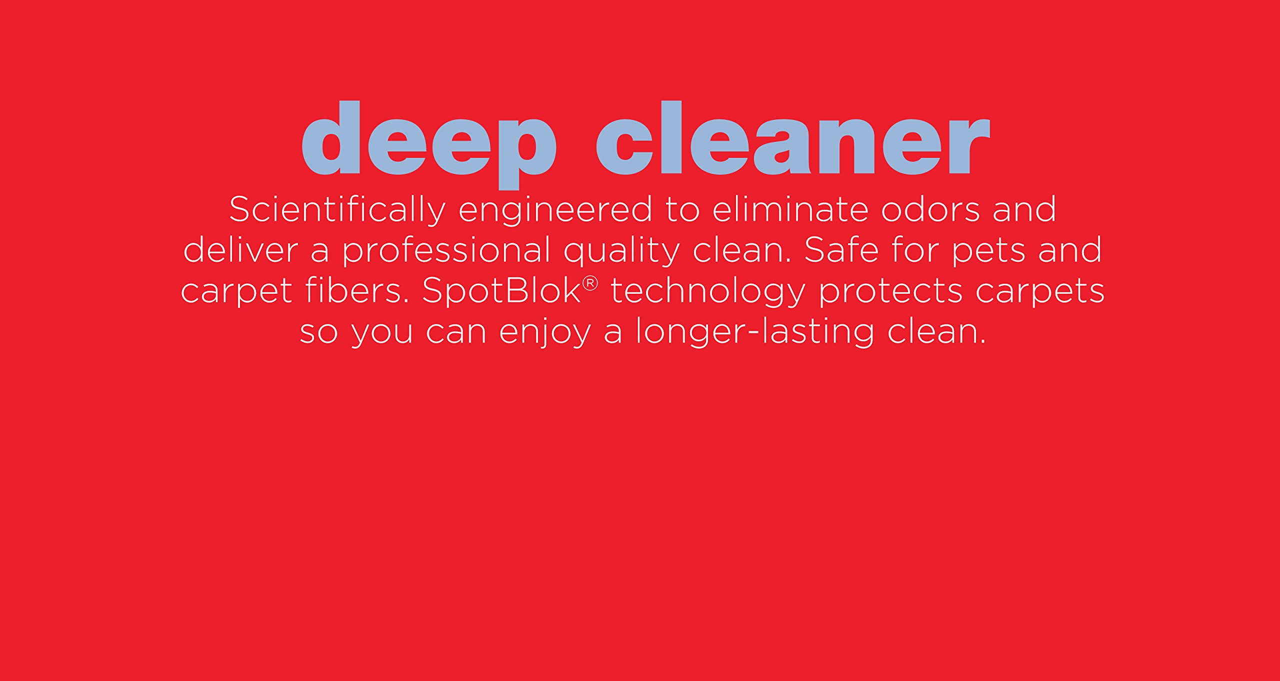 Rug Doctor Oxy Deep Cleaner Solution for Rental Cleaners, Non-Toxic Deodorizing Formula with Oxygen Power to Lift Stains and Spots, 96 oz. by Rug Doctor (Image #7)