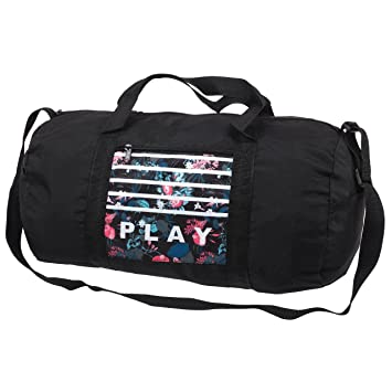 ONLY Play - Blossom Black Promo Bag - Sports Bag - Black - One size  Amazon. co.uk  Sports   Outdoors 092872332ad39