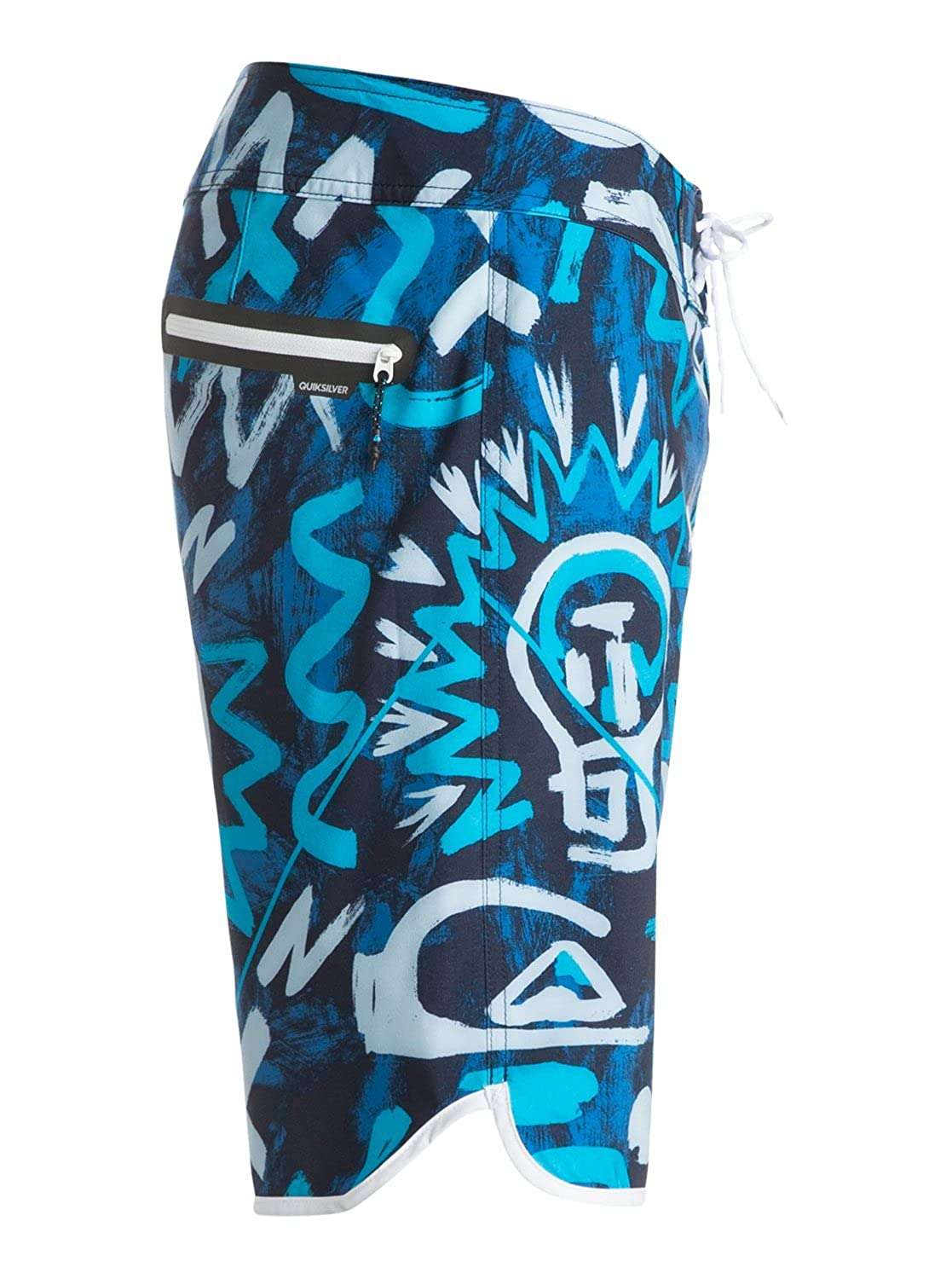 Quiksilver Mens Ag47 New Wave 20 Inch Boardshort