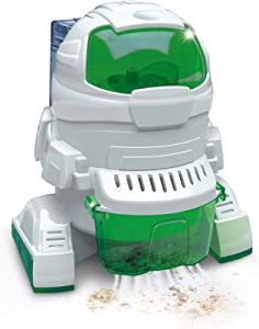 Clementoni EcoBot Vacuums and Vibrates, Science Museum Approved Toy for Ages 8 and Up
