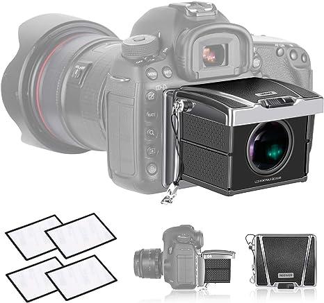 Neewer Visor Cámara Universal Ampliación 3X para Sony A7II/RX100 ...