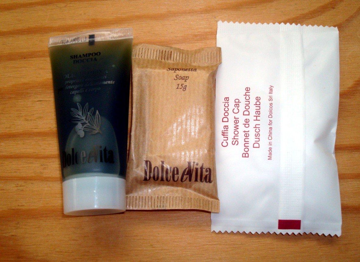 50 kit bienvenida appartamento, kit de baño para hoteles y ...