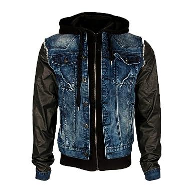 Blaue jacke c&a