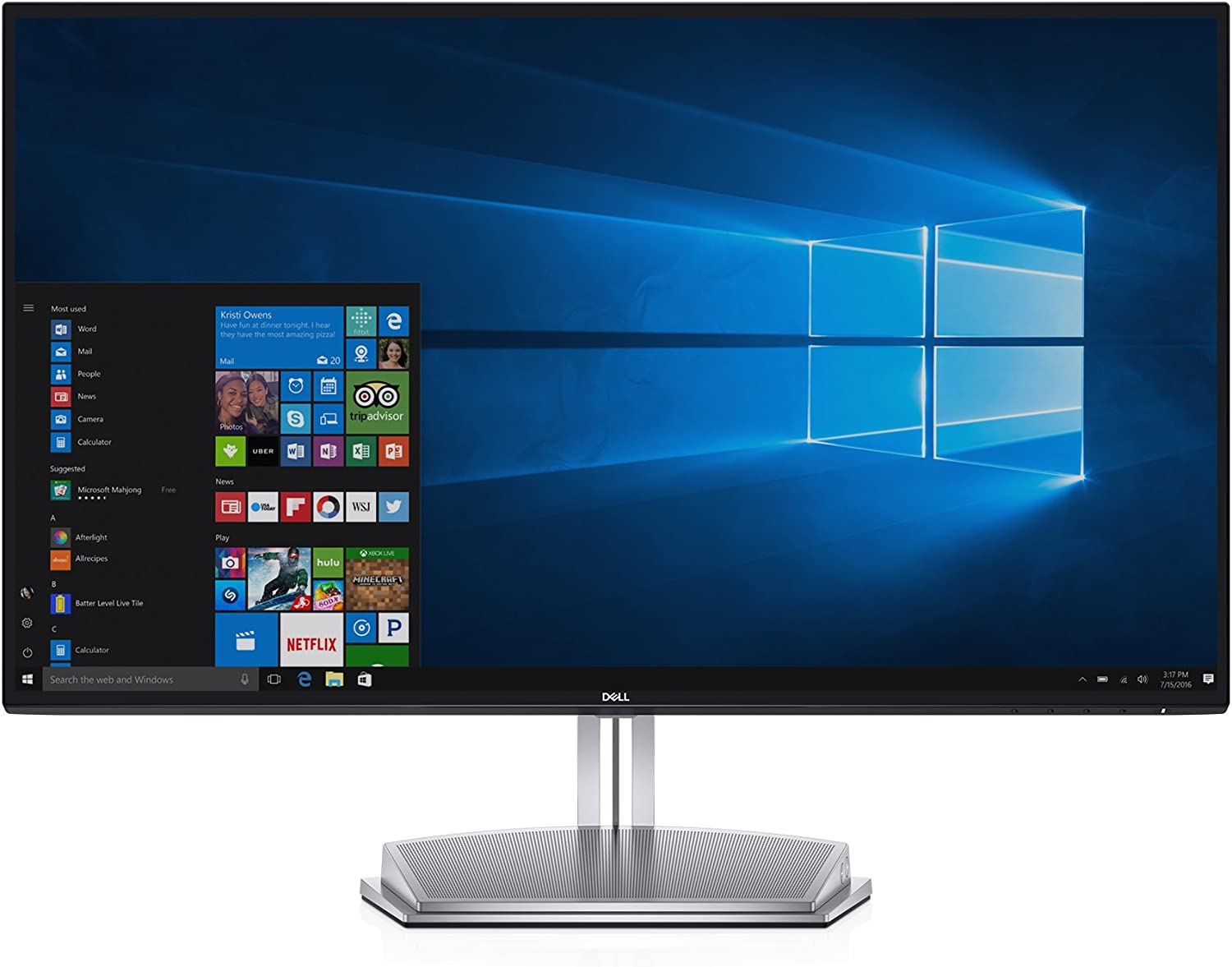Dell S Series Screen LED-Lit Monitor 27