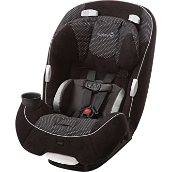 Amazon.com : Safety 1st Multi Fit 3-in-1 Convertible Car Seat ...