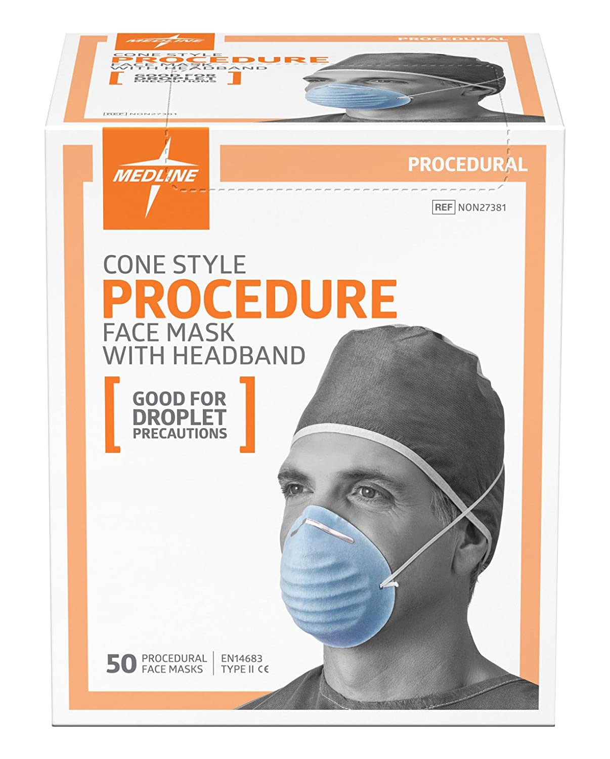 surgical cone mask