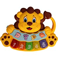 Chocozone Musical Piano with Animal Sounds & Lights Musical Toys for Kids & Toys for 2 Years Old