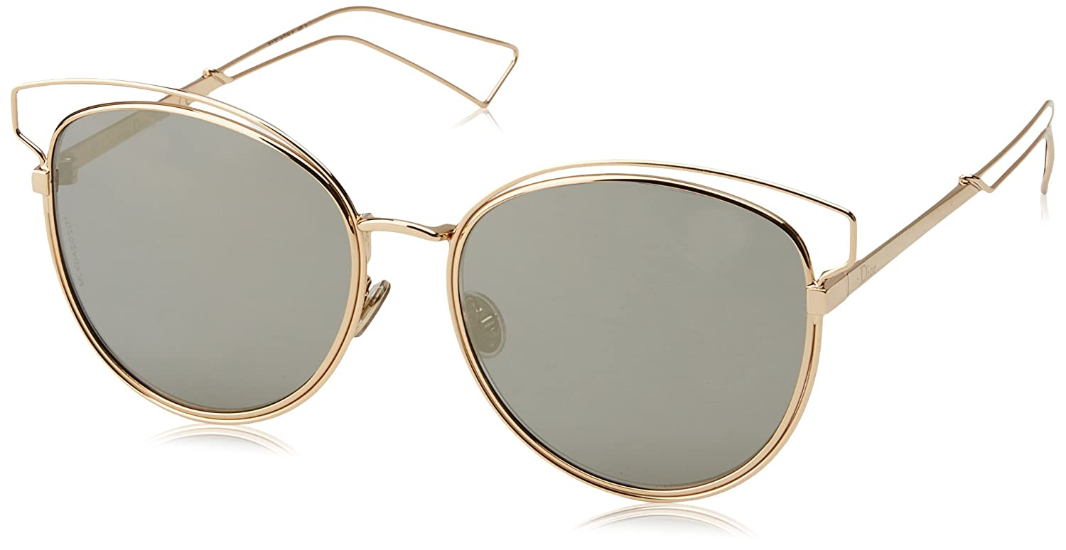 5421f9f810 Amazon.com  Dior Women CD SIDERALL 2 S 56 Rose Gold Grey Sunglasses 56mm   Clothing