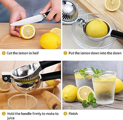Cirtus Oranges Squeezer MudunHealth Lemon Lime Squeezer Cirtus ...