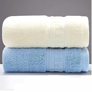 DHJUST Toallas de algodón Conjuntos de Lavado Limpiar la Cara algodón Agua Aumentan la Toalla Facial