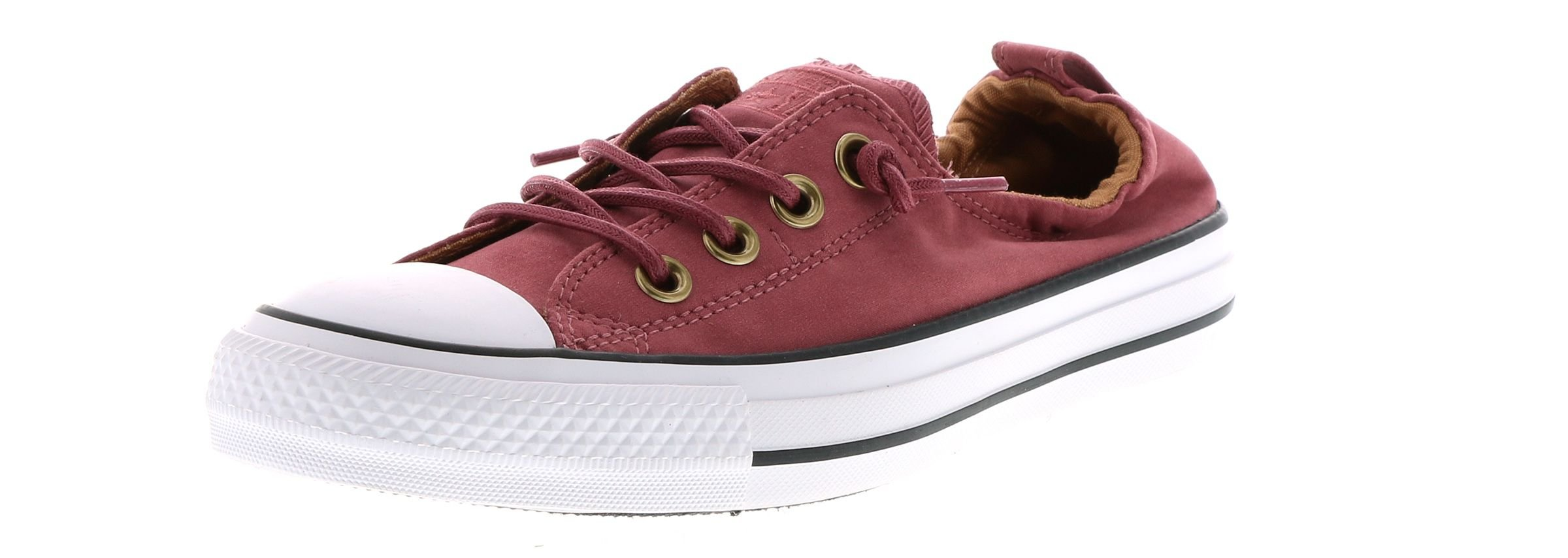 Converse Chuck Taylor All Star Shoreline Port/Raw Sugar/White Lace-Up Sneaker - 8 B(M) US