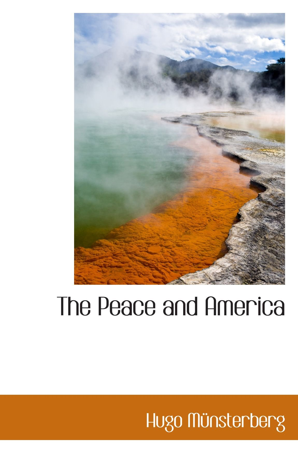 Download The Peace and America pdf