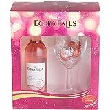 Echo Falls Rose Wine Gift Set - 18.75cl