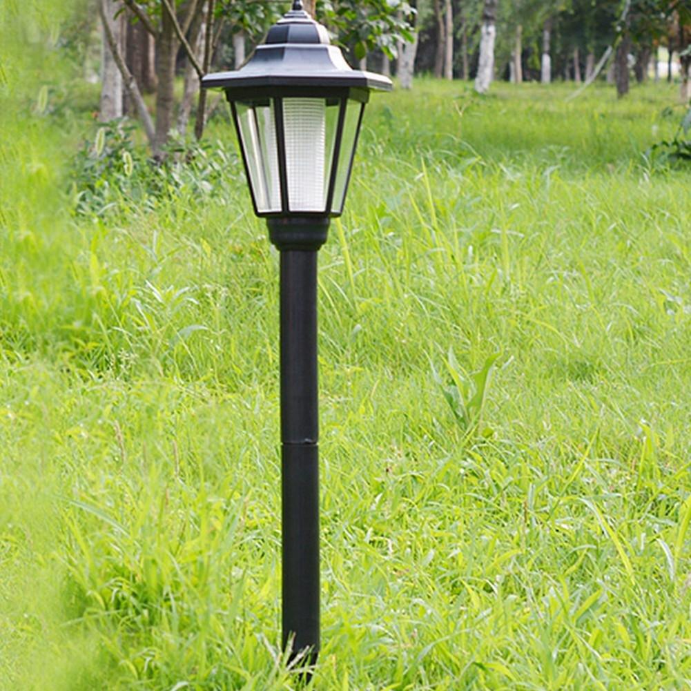DMMSS Die-cast aluminum led Solar energy Column light outdoor Wall villa Outdoor Light