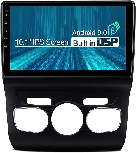 Xtrons 10 1 Android 9 0 Autoradio Mit Ips 2 5d Elektronik