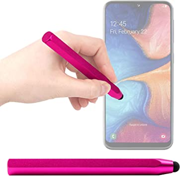 DURAGADGET Lápiz Stylus Rosa para Smartphone Huawei Y9 Prime 2019 ...