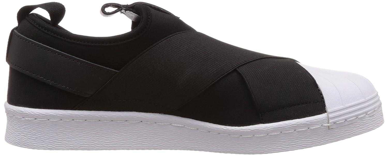Adidas Damen Superstar Slip On On On W Gymnastikschuhe schwarz 806173