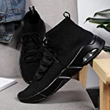 Whenshoes Mens Fashion Sneakers Lightweight Shoes