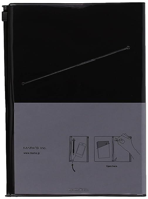 MARKSTYLE TOKYO STORAGE.it Notebook L Black