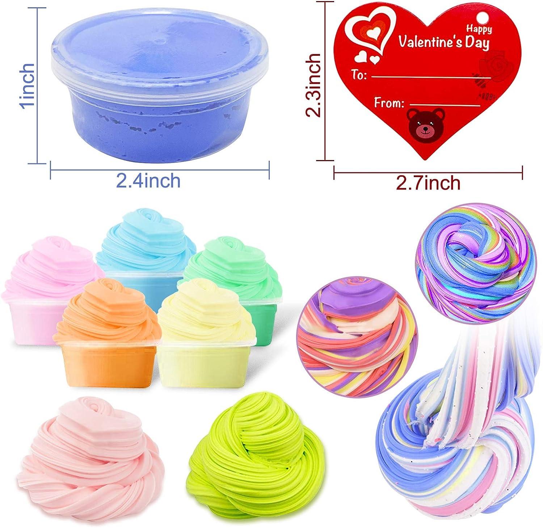 Valentine/'s Day Mini Slime Set