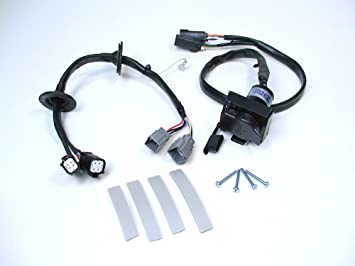 71n2cm23QXL._SX355_ amazon com land rover lr3 trailer wiring harness kit (ywj500220  at webbmarketing.co