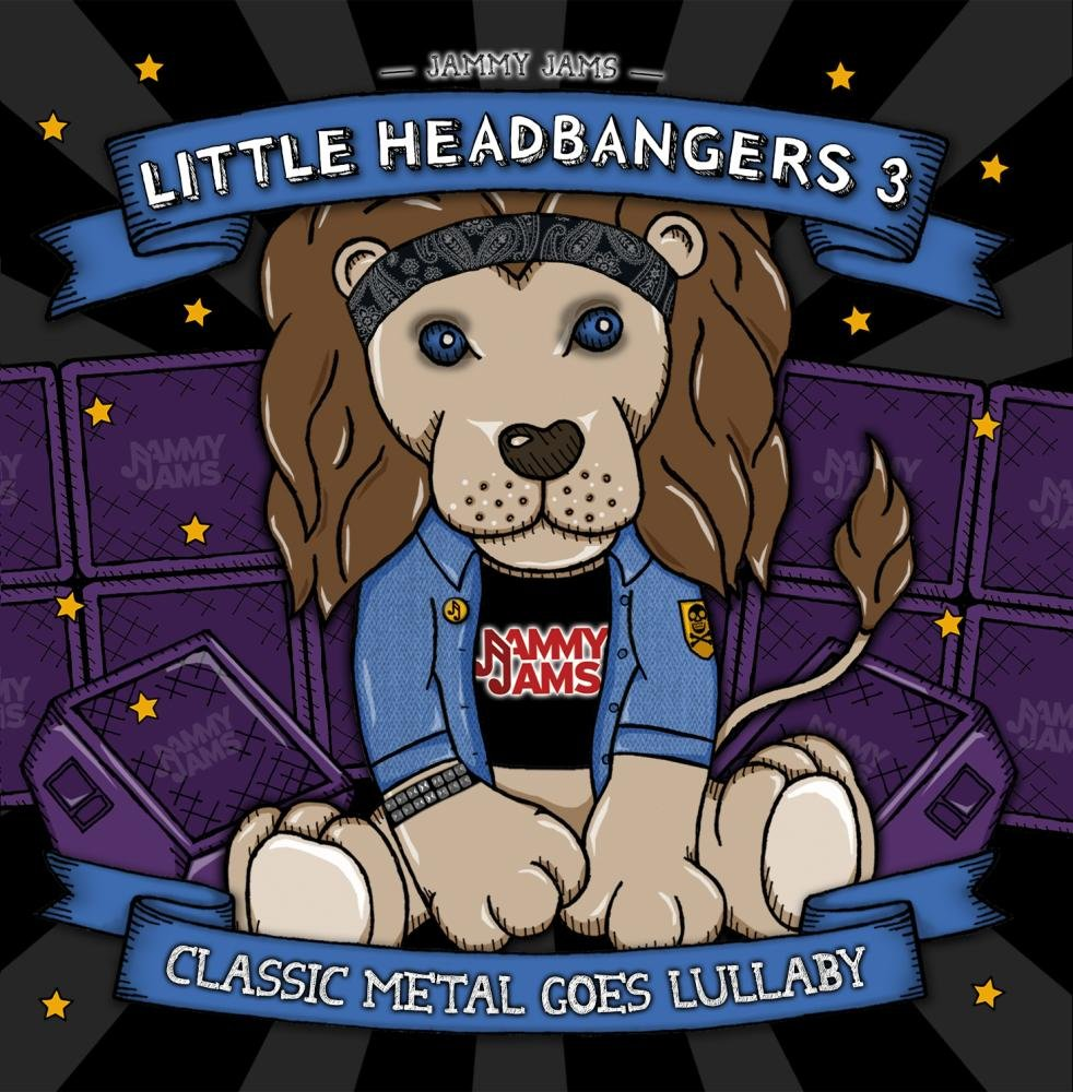 Little Headbangers Ranking Max 59% OFF TOP9 3: Classic Metal Lullaby Goes