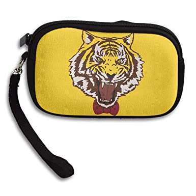 Amazon.com: Monedero Yuri Plisetsky Tiger con cremallera ...