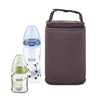 Amazon.com: Bellotte - Bolsa de doble botella aislada, para ...
