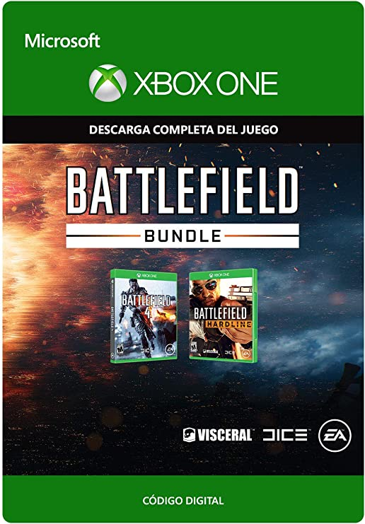 Battlefield Bundle | Xbox One - Código de descarga: Amazon.es: Videojuegos