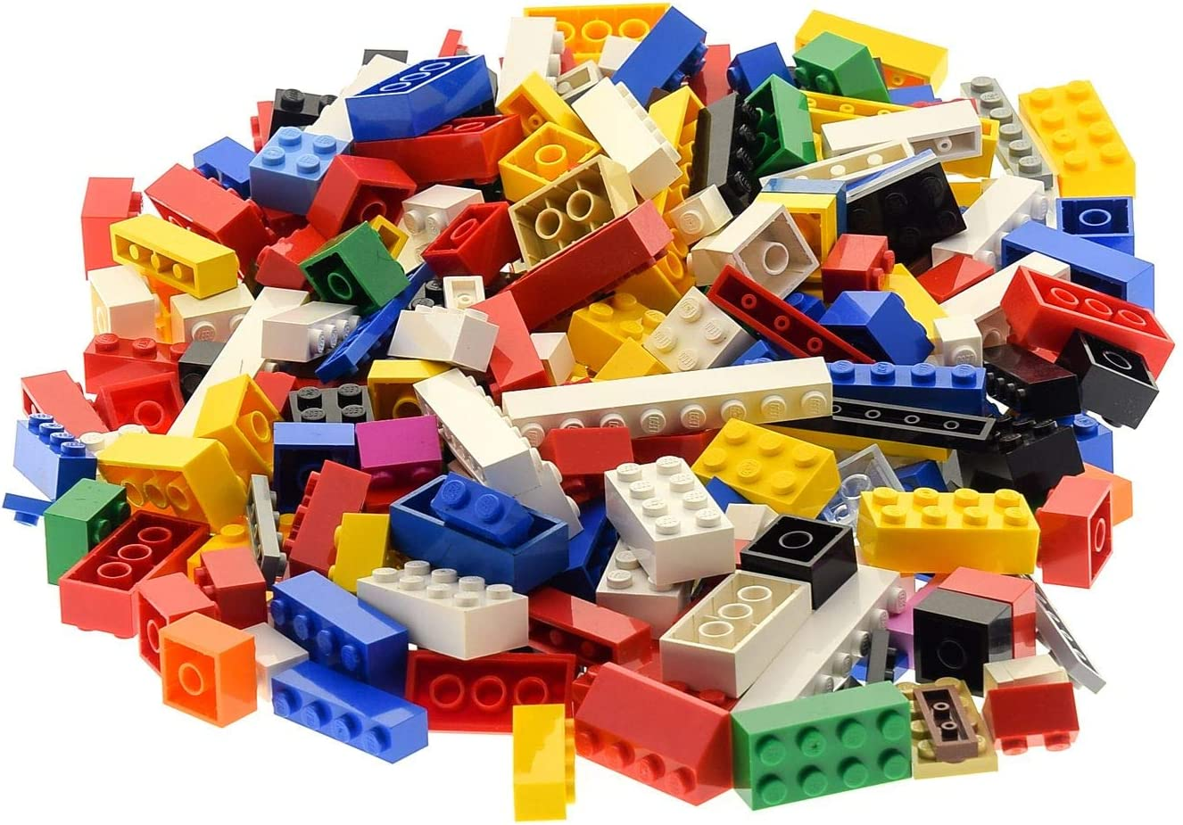 10-20 - 50-100 - 200 Stück Lego Basissteine 1x6 blau 3009 neu