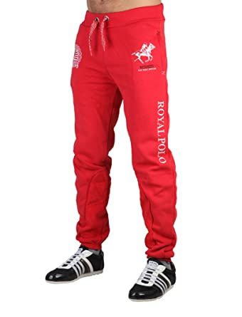 GEOGRAPHICAL NORWAY pantalones de chándal hombre Munal rojo ...