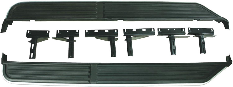 L200 Aluminium Side Running Boards Bars Steps tear 2005 to 2015 M