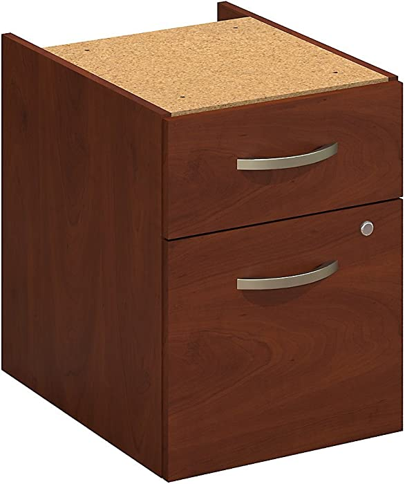 The Best Bush Business Furniture Series C Elite Natural Cherry