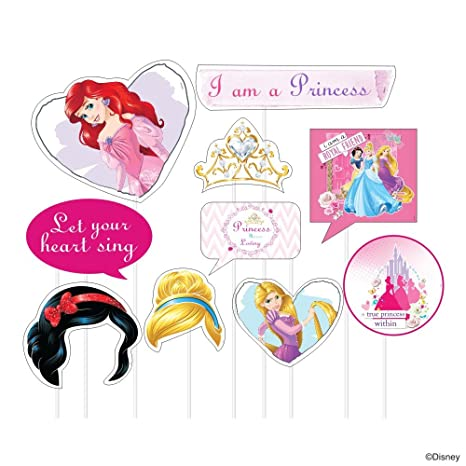 Buy Disney Princess Photo Booth Prop Online At Low Prices In India