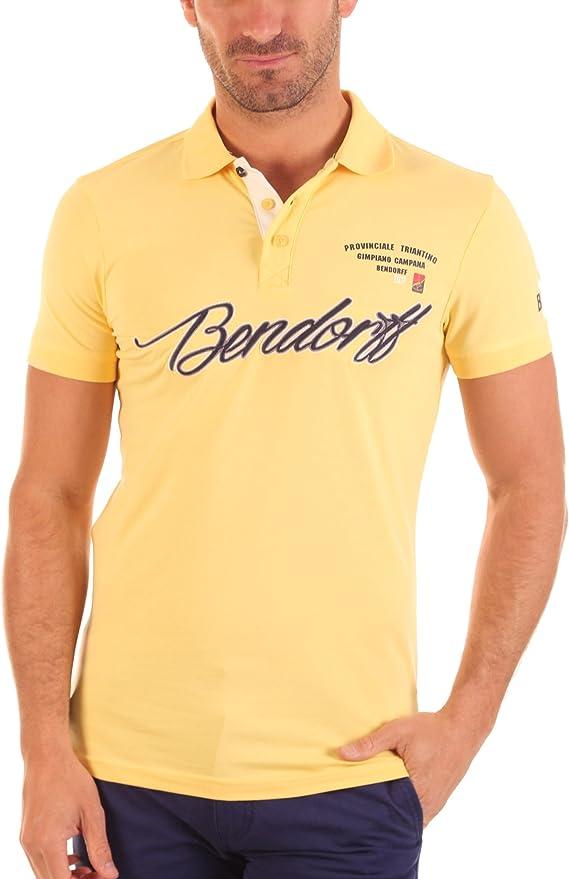 Bendorff Polo Amarillo 2XL: Amazon.es: Ropa y accesorios