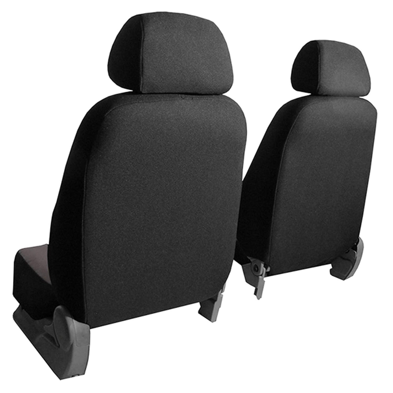 Set Komplettset GSC Ma/á Schwarz kompatibel mit Volkswagen VW T5 03-15 8-Sitze 8-Sitze Sitzbezge Sitzbezug Schonbezug Schonbezge Autoschonbezug Autositzbezug Sitzauflagen Sitzschutz Gallante Vip
