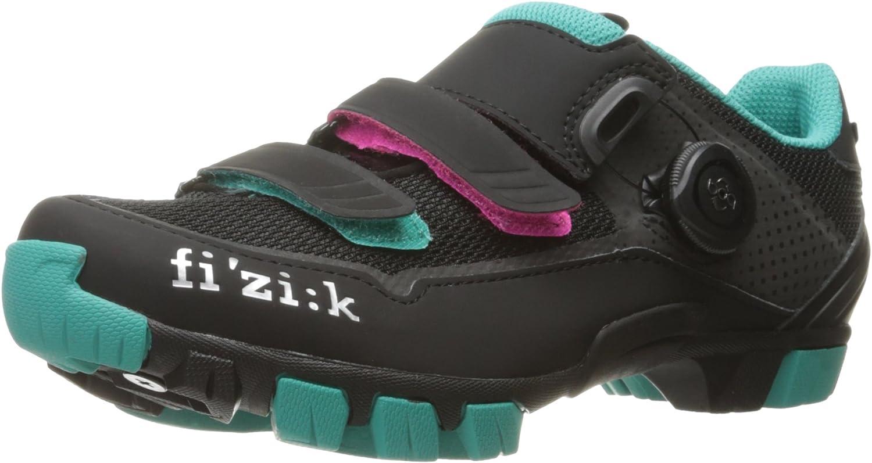 Fizik Women's M6 Donna BOA Mountain Cycling Shoes: Sports & Outdoors