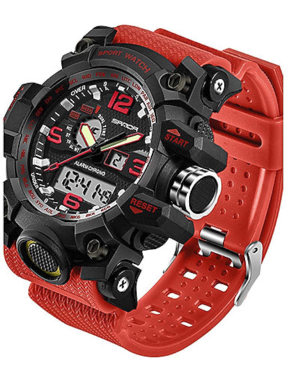 Reloj Deportivo para Hombre Smartwatch Reloj de Pulsera ...