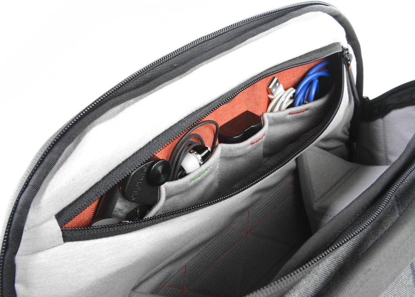 Peak Design Everyday Sling 10L Charcoal, Sling Case, Universal, Shoulder Strap, Notebook Compartment