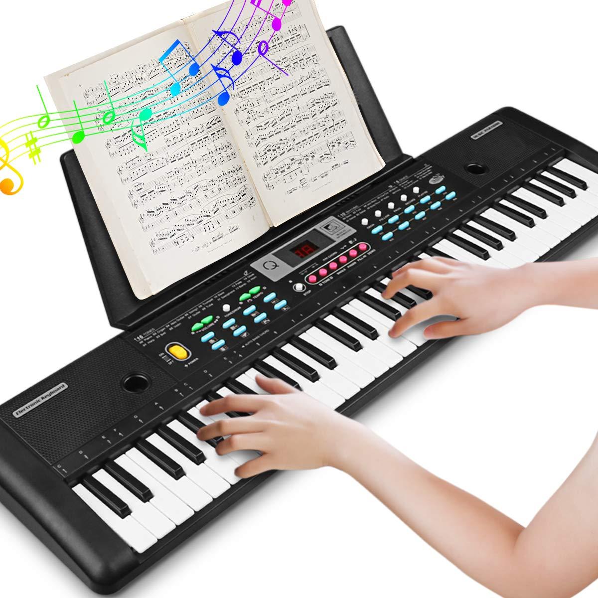 Teclado Electrónico Piano 61 Teclas