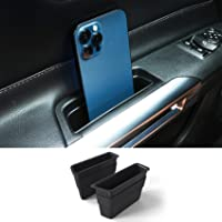 MEEAOTUMO Door Side Storage Box Accessories for Ford Mustang 2015-2021