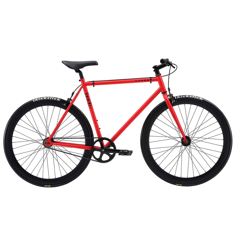 Se Lager City Bike – 2018 B07B8GYJ7R  レッド 49