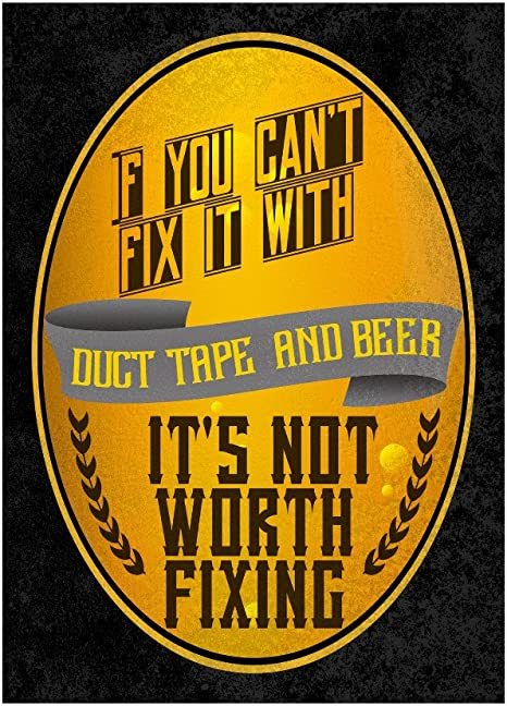 If It/'s Worth Doing Funny Humor  Beer Drinking POSTER