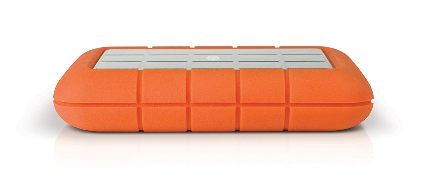 Lovely Amazon.com: LaCie Rugged Triple USB 3.0 / Firewire 800 1TB Portable Hard  Drive LAC301984: Electronics