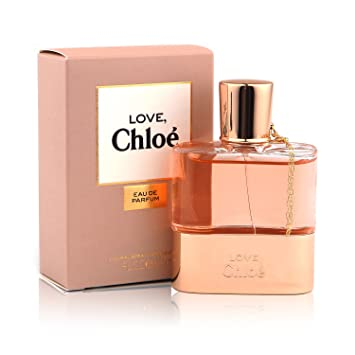 Amazoncom Chloe Love Eau De Parfum Spray For Women 1 Ounce Beauty