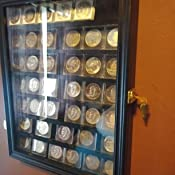 Amazon.com: Challenge Coin / Casino Chip Display Case