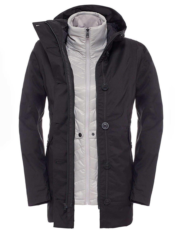 The North Face Aeliana Triclimate Jacket Women's Tnf Black XS [並行輸入品] B075CJT4QD