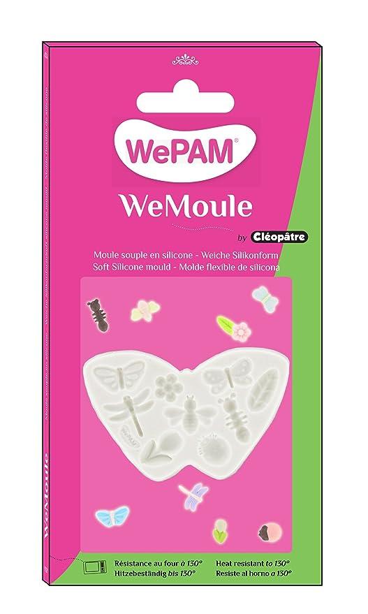 WePAM - PF00MA59 - Porcelana para modelar insectos y flores