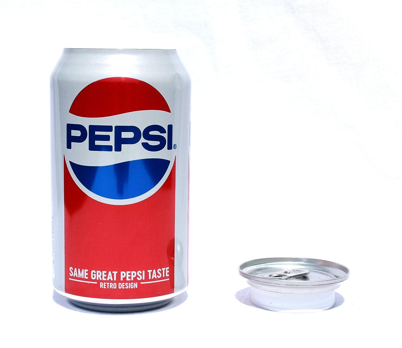 SODA CAN 12オンス DIVERSION 安全 隠し収納 12 fl oz B07GNXMK5W Pepsi