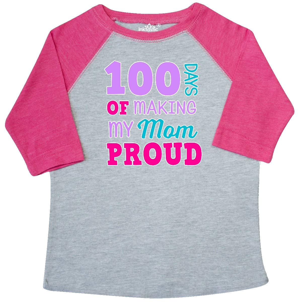 inktastic 100 Days of Making My Parents Proud Baby T-Shirt